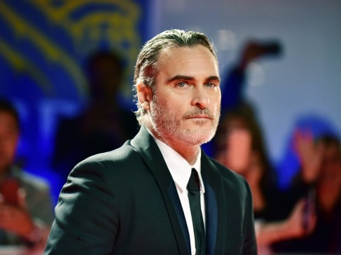 Joaquin Phoenix finds playing Joker 'terrifying' and we can't imagine why