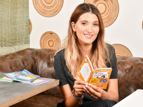 Emmerdale's Charley Webb returns to work just weeks after giving birth to baby boy