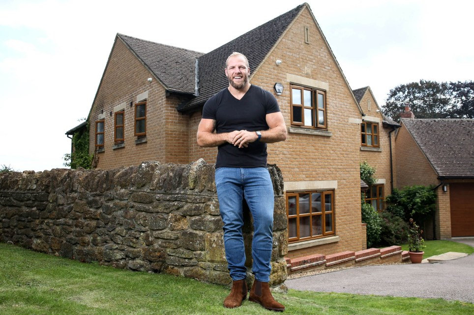 James Haskell AirBnb