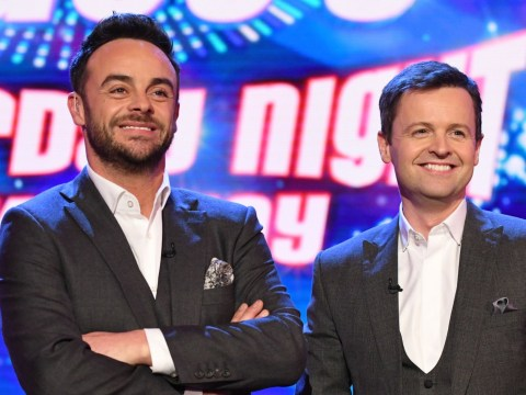 Ant and Dec have first Saturday Night Takeaway meeting quashing axe rumours
