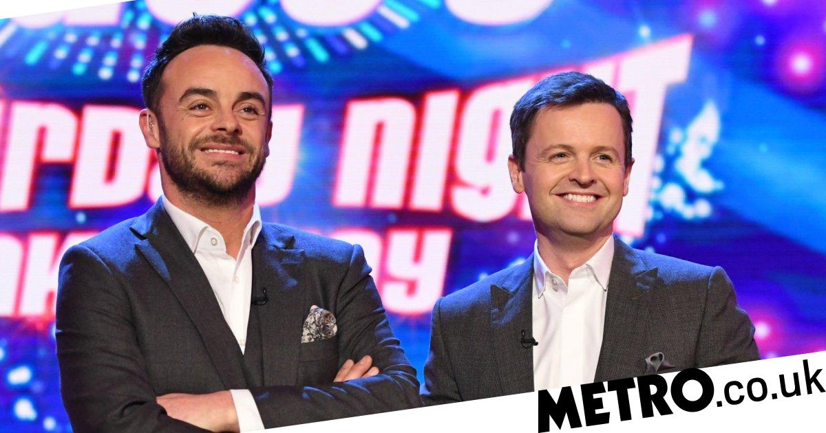 Saturday Night Takeaway return date 'revealed' after Ant McPartlin's arrest