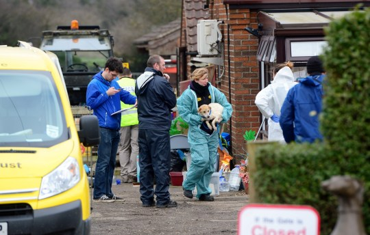 The former owner of a kennel raided by the RSPCA over animal welfare concerns has been banned from acting as a company director for seven years. Jodie Annabel Fairbrother, 40, of Immingham, is the former owner of the 4Paws kennels in South Killinghome. Caption: RSPCA and police raid 4Paws.