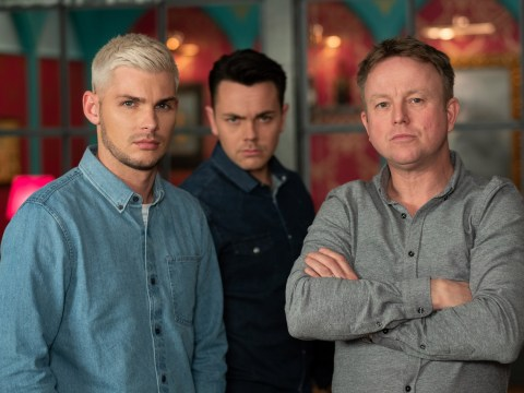 Kieron Richardson was 'too scared' to do Hollyoaks radicalisation storyline with Ste Hay and initially turned it down