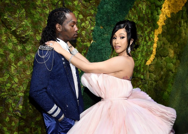 Offset buys the Titanic heart diamond ring for Cardi B's 27th birthday and it's unreal