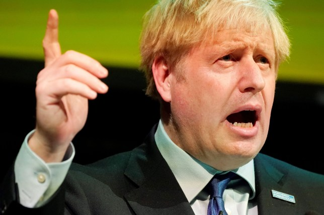 Boris Johnson will break UK out of EU 'like the Hulk' with no-deal Brexit