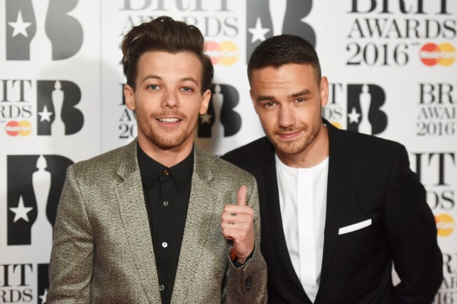 Liam Payne and Louis Tomlinson meet up in mini One Direction reunion and it's everything