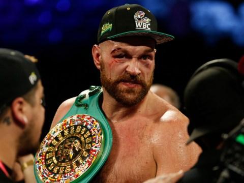 Frank Warren plays down likelihood of Tyson Fury cut affecting Deontay Wilder rematch