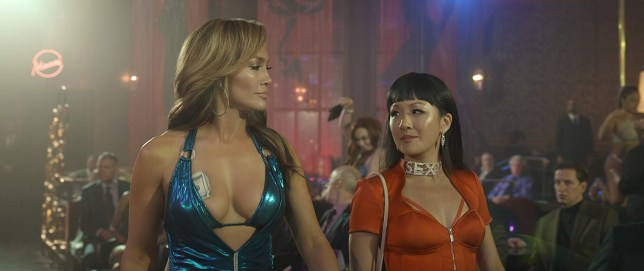 A photo of Jennifer Lopez in film Hustlers - but what is the actor's net worth?