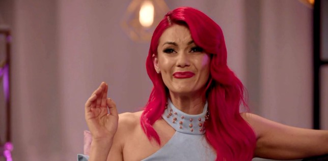 Dianne Buswell Strictly Professionals