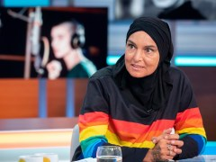 Sinéad O'Connor: 'I've been Muslim my whole life and didn't even know it'