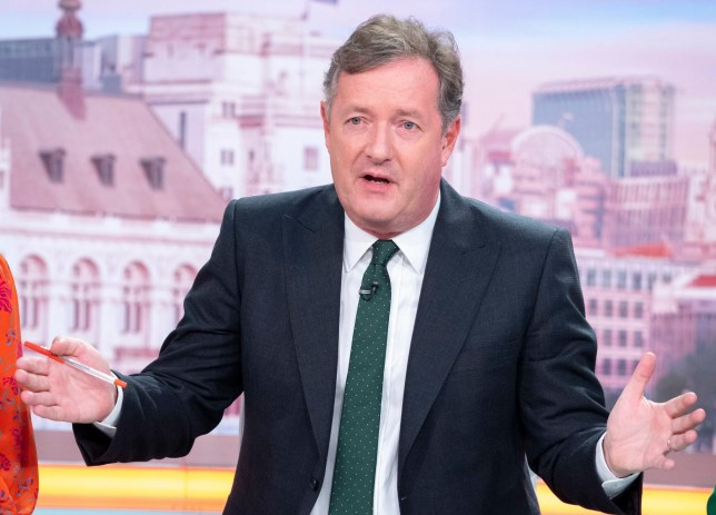 Piers Morgan begs fans to sign petition to keep Good Morning Britain job