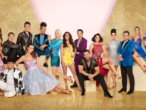 Strictly Come Dancing 2019 couples are ready for first live show as official photos are released