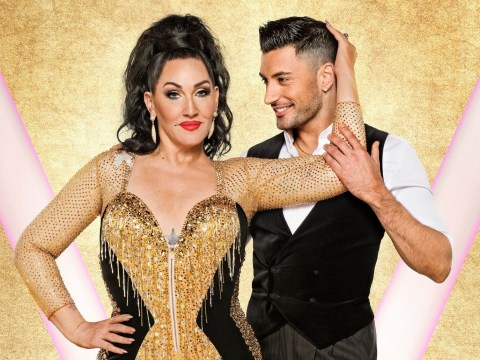 Michelle Visage jokes about hoping to get pregnant with Giovanni Pernice on Strictly Come Dancing