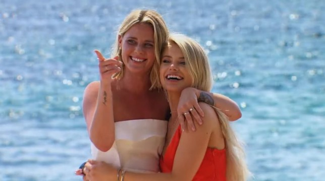 "BGUK_1721681 - ** RIGHTS: WORLDWIDE EXCEPT IN UNITED STATES ** Los Angeles, CA - Demi Burnett and Kristian Haggerty are first ever same-sex couple to get engaged on Bachelor in Paradise season finale. Demi and Kristian made history again on Bachelor in Paradise during the season finale, getting engaged to be married. They became the first same-sex couple in the history of the Bachelor Franchise,and during the show's finale, Demi dropped to one knee and popped the question. ""I found myself in you,"" Demi said, before proposing with a Neil Lane engagement ring during the finale. ""I'm in love with you, and I didn't even think it was possible to feel this way about someone,"" Demi said, before getting down on one knee. She added: ""Kristian Haggerty, will you marry me?"" Kristian said: ""Of course I will,"" as the happy couple embraced. ""We???re working on it,"" Demi said, after Kristian insisted on getting her an engagement ring as well. Demi had previously been dating Kristian before filming Bachelor in Paradise, and while she originally pursued a relationship with Derek Peth, she admitted she still had feelings for Haggerty, before they were reunited on the show. The happy couple then joined host Chris Harrison in the studio during the finale - and the audience were left cheering when this time Kristian got down on her knee and proposed to Demi and gave her a matching Neil Lane diamond ring. *BACKGRID DOES NOT CLAIM ANY COPYRIGHT OR LICENSE IN THE ATTACHED MATERIAL. ANY DOWNLOADING FEES CHARGED BY BACKGRID ARE FOR BACKGRID'S SERVICES ONLY, AND DO NOT, NOR ARE THEY INTENDED TO, CONVEY TO THE USER ANY COPYRIGHT OR LICENSE IN THE MATERIAL. BY PUBLISHING THIS MATERIAL , THE USER EXPRESSLY AGREES TO INDEMNIFY AND TO HOLD BACKGRID HARMLESS FROM ANY CLAIMS, DEMANDS, OR CAUSES OF ACTION ARISING OUT OF OR CONNECTED IN ANY WAY WITH USER'S PUBLICATION OF THE MATERIAL* Pictured: Demi Burnett, Kristian Haggerty BACKGRID UK 17 SEPTEMBER 2019 BYLINE MUST READ: ABC / BACKGRID UK: +44 208 344 2007 / uksales@backgrid.com USA: +1 310 798 9111 / usasales@backgrid.com *UK Clients - Pictures Containing Children Please Pixelate Face Prior To Publication*"