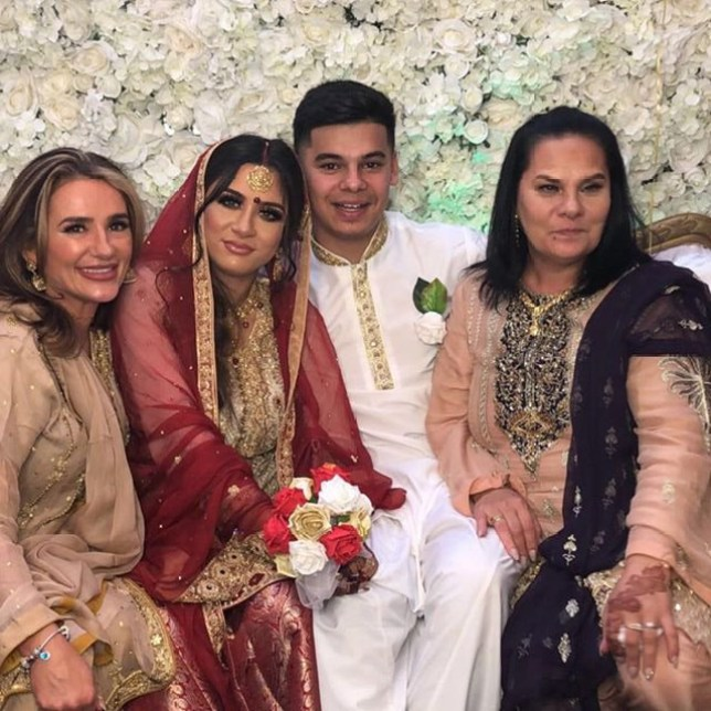 Zayn Malik's sister Safaa gets married three days after her 17th birthday