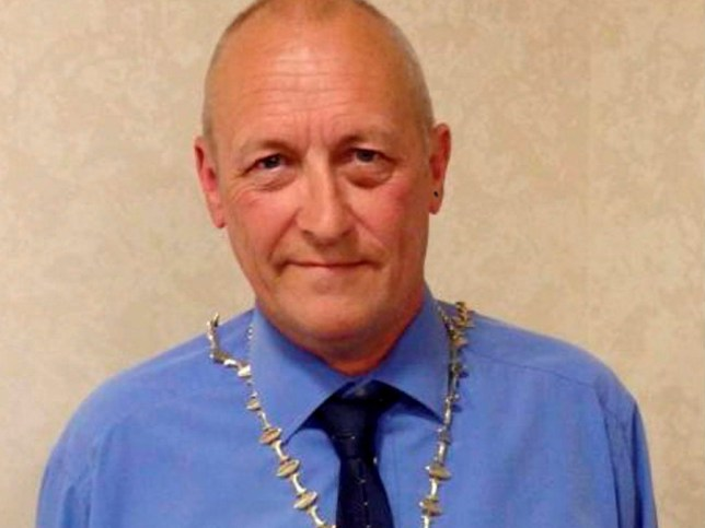 Dated: 18/09/2019 Ferryhill town mayor Councillor David Farry, who has been found to have breached a code of conduct over claims of bullying and of being drunk during a WW1 centenary event at Ferryhill Town Hall in County Durham. See story North News