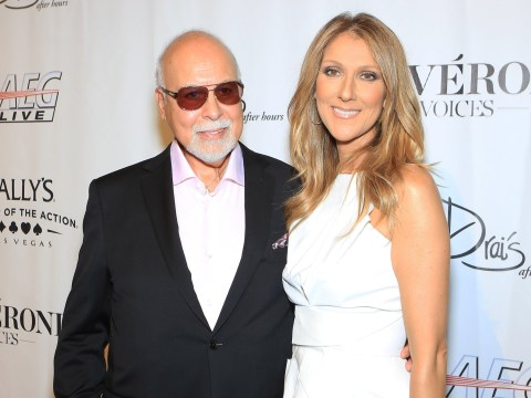 Celine Dion is 'not ready to date' after losing her husband Rene Angelil to throat cancer in 2016