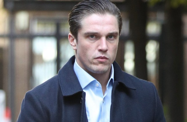 TOWIE star Lewis Bloor arrives at Southwark Crown, London, where he is charged, along with six others, with conspiracy to defraud, involving the marketing and selling of coloured diamonds between May 2013 and June 2014 for investment purposes, knowing the gems to be worthless. PA Photo. Picture date: Thursday September 19, 2019. Bloor appeared on The Only Way is Essex between 2013 and 2016 and was a contestant on Celebrity Big Brother in 2016. See PA story COURTS Bloor. Photo credit should read: Jonathan Brady/PA Wire