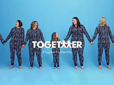 Matalan launches its Christmas pyjamas and it's supporting Alder Hey Children's charity