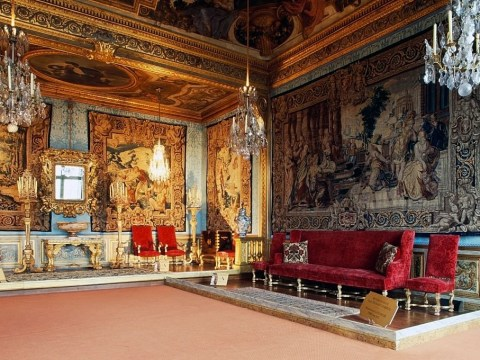 Robbers' £2 million haul after tying up owners of famous French castle