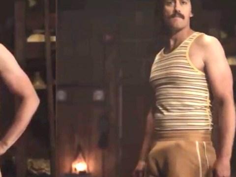 American Horror Story fans 'traumatised' over Matthew Morrison's massive fake penis