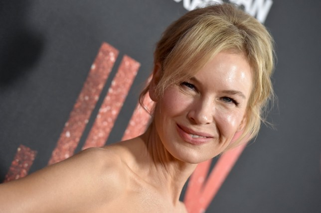Renee Zellweger at the US premiere of Judy