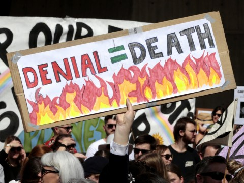 We need to disrupt your day with climate protests so you sit up and take notice