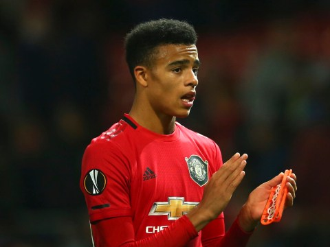 Mason Greenwood dropped from Manchester United squad for West Ham clash but Daniel James included
