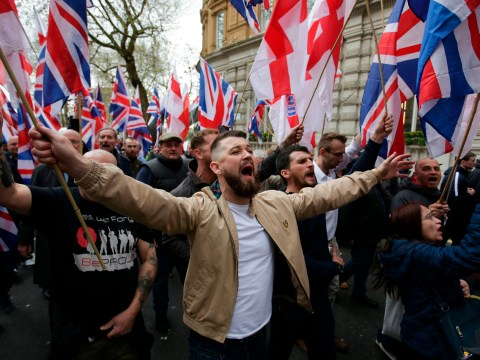 Politicians must stop 'normalising language of far-right if we want to tackle terror'