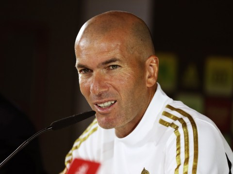 Zinedine Zidane responds to Jose Mourinho's link with Real Madrid