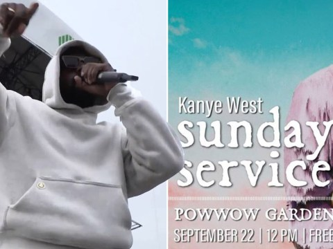 Kanye West's Sunday service is a real hit in Wyoming as strong turnout exceeds maximum capacity