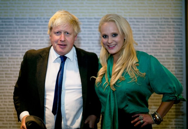Boris Johnson stays quiet over funding for ex-model and 'close friend'