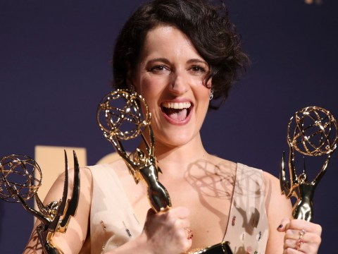 Who were the winners at the Emmy Awards?