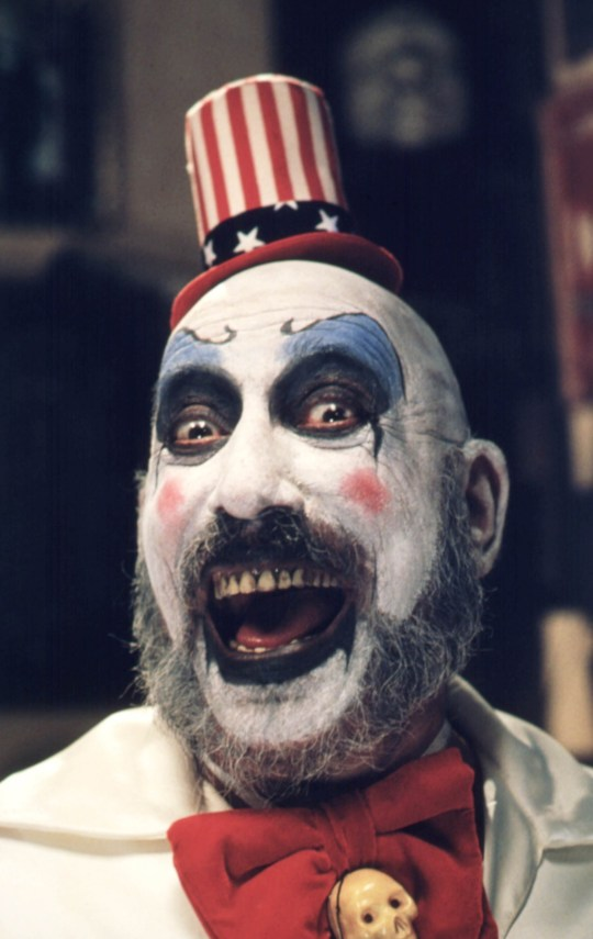 Image result for sid haig captain spaulding