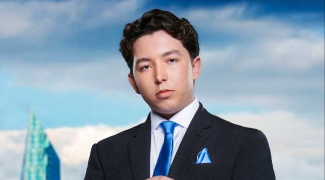 Ryan-Mark on The Apprentice