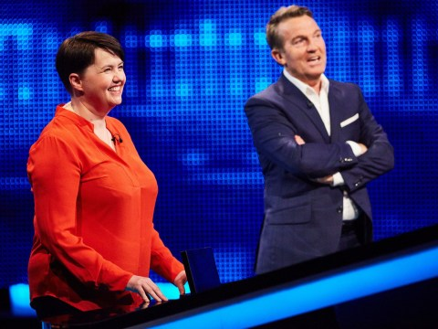 Bradley Walsh puts Ruth Davidson on the spot with awkward question on The Chase