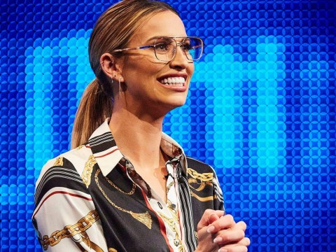 Ferne McCann swaps Essex for The Chase as she takes on Paul Sinha for charity special