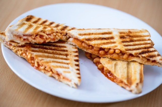 Australians are having baked beans and tinned spaghetti in toasties and people are horrified