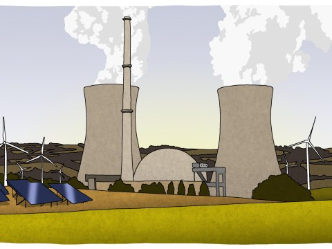 Nuclear is 'cheaper, safer and greener' energy than any other power source so why are we afraid?