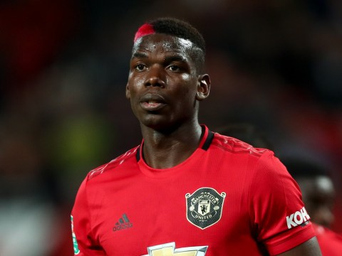 Manchester United schedule return fixture for Paul Pogba after ankle injury