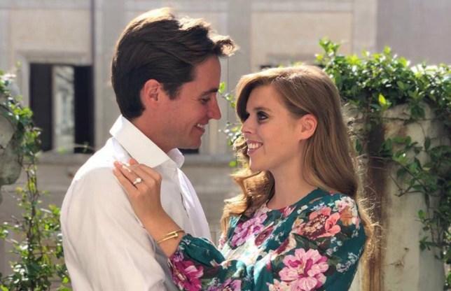 princess beatrice and her fiance edoardo mapelli mozz