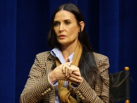 Demi Moore addresses her addiction relapse with her daughters on Red Table Talk
