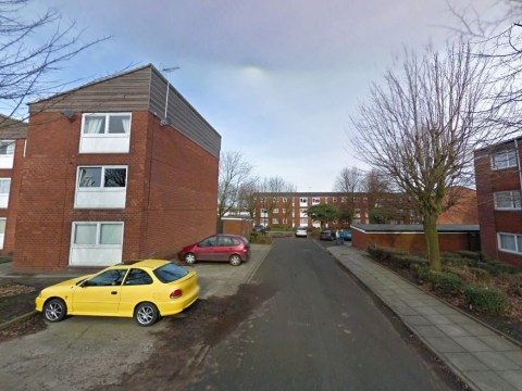 Man set on fire on his own doorstep after being soaked with flammable liquid