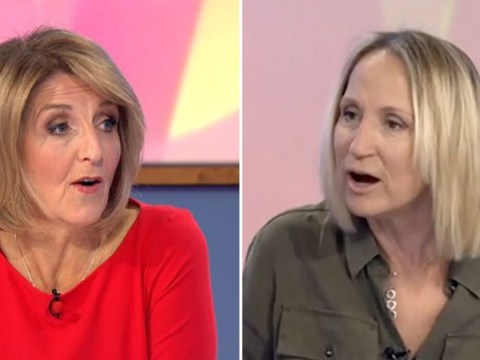 Loose Women viewers shocked as Carol McGiffin and Kaye Adams' backstage row rages on during show