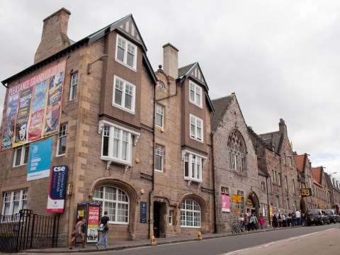 University of Edinburgh equality event bans white people from speaking