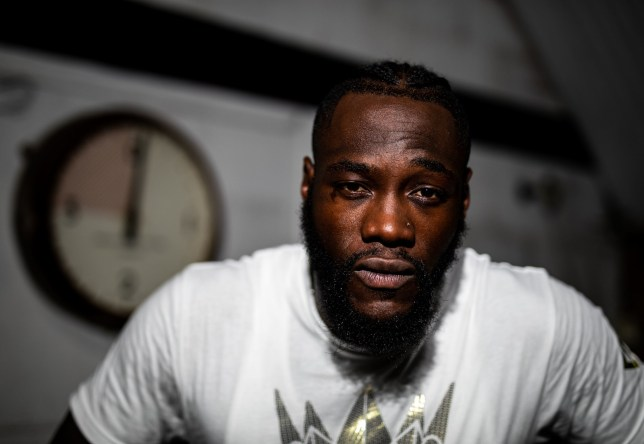 File photo dated 26-07-2019 of Deontay Wilder. PRESS ASSOCIATION Photo. Issue date: Sunday September 29, 2019. Deontay Wilder will defend his WBC heavyweight title in a rematch against Luis Ortiz, it has been announced. See PA story BOXING Wilder. Photo credit should read Steven Paston/PA Wire