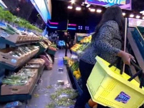 Supermarket Sweep criticised for 'disgraceful' food waste despite show insisting produce goes to food banks