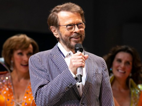 ABBA star Björn Ulvaeus says reunion is proof of 'two former married couples getting along very well'