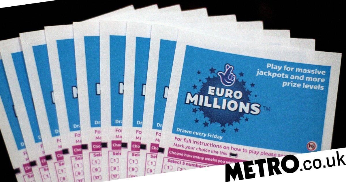 what time is the euromillions draw