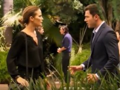 Shaun to steal Elly's baby in Neighbours?
